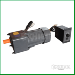 motor reductor velocidad variable 90w 105rpm