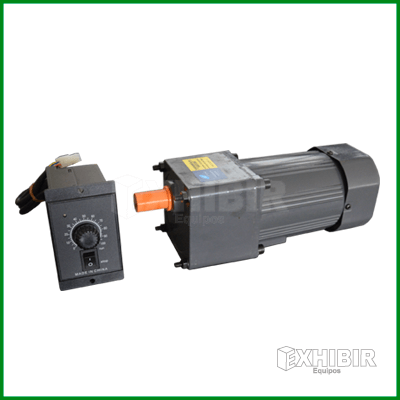 motor reductor velocidad variable 60w 105rpm