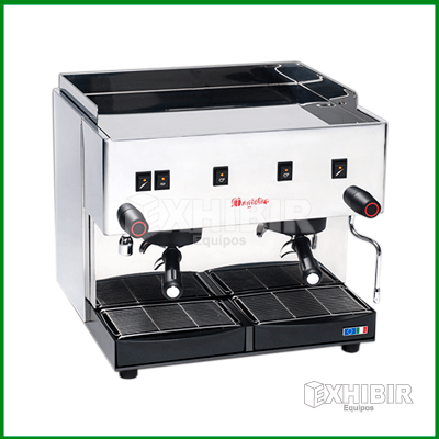 Cafetera express magister manual ms32 2 grupos caldera 2 5 - Cafetera express amazon ...