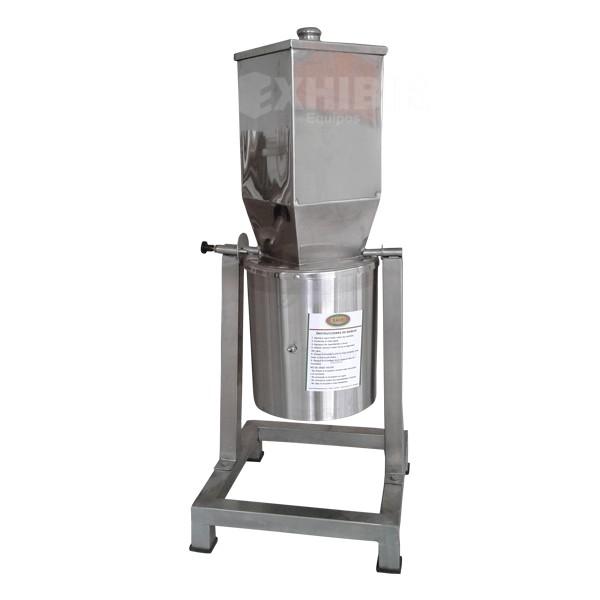 Licuadora industrial en acero inoxidable 10 litros