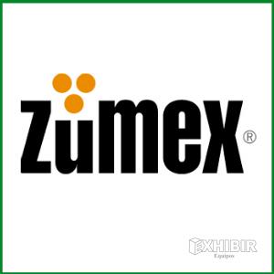 Logo exprimidores Zumex, exprimidores de naranjas industriales