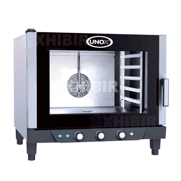 Horno cheflux unox 5 bandejas gn exhibir equipos bogot for Hornos industriales bogota
