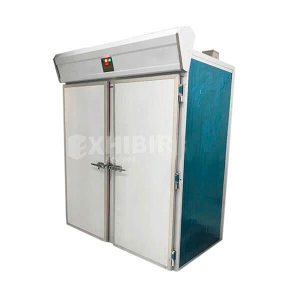 Deshidratador Industrial de 64 bandejas