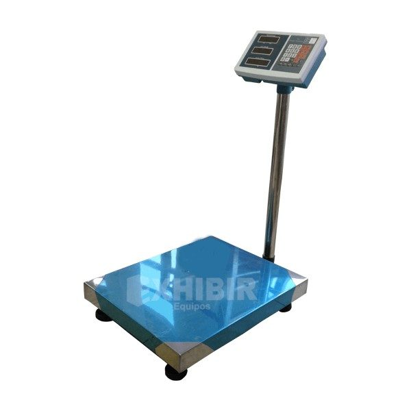 bascula electronica de piso