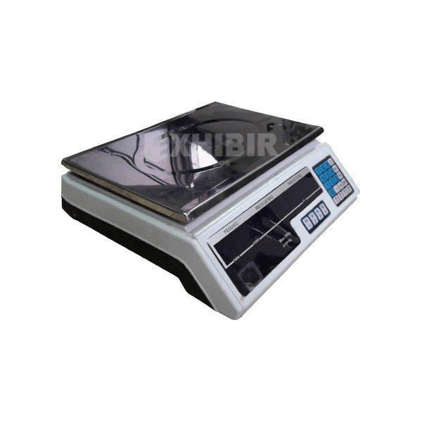 balanza electronica de 30kg