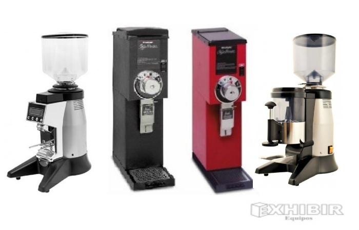 Molinos profesionales de café para cafeterias, bares y tiendas especializadas