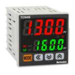 Control de temperatura Autonics 48x48 de 2 displays