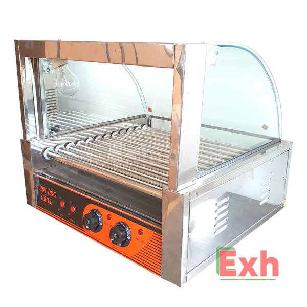 Calentador de salchichas hot dog
