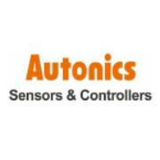 Logo Autonics: Sensores y controles