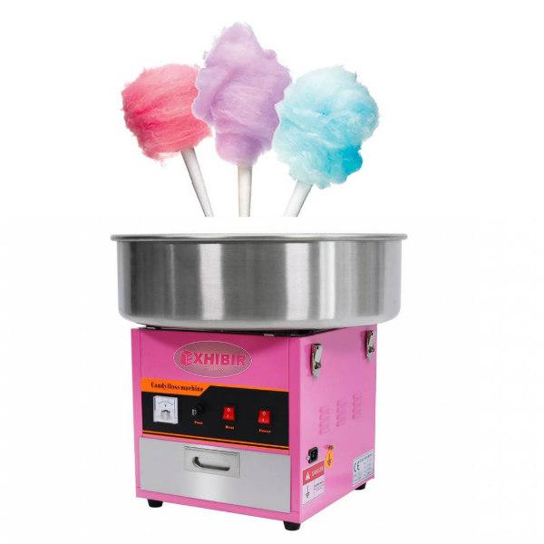 Maquina para elaborar algodón de azúcar
