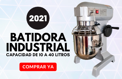 Batidora Industrial