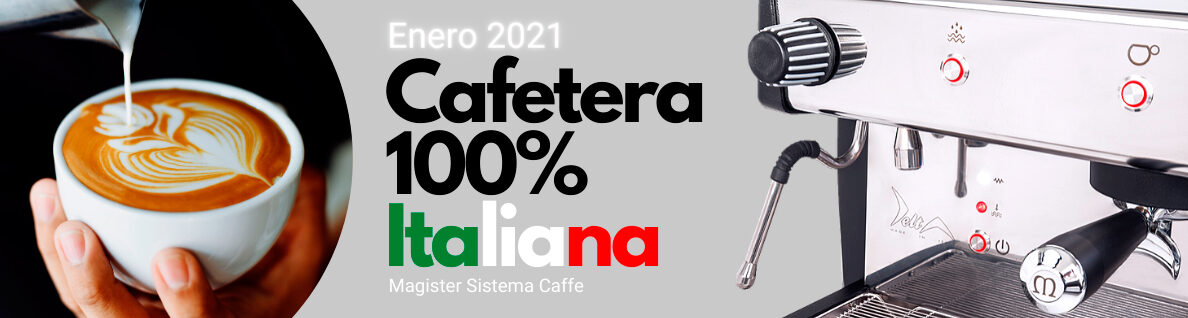 Cafetera para capuchino