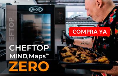cheftop zero Unox