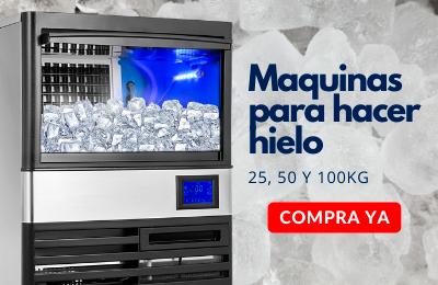 Maquina para hacer hielo